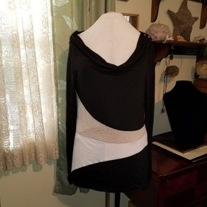 "White House Black Market ""M"" blouse"